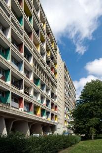 Unité d'habitation 'Typ Berlin' - foto: Petr Šmídek, 2008