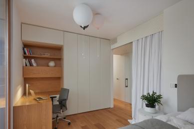 Interiér bytu Praha 5 - foto: Tomáš Mach