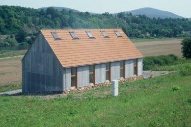 Rodinný dům ve Stradonicích - foto: Ondřej Polák