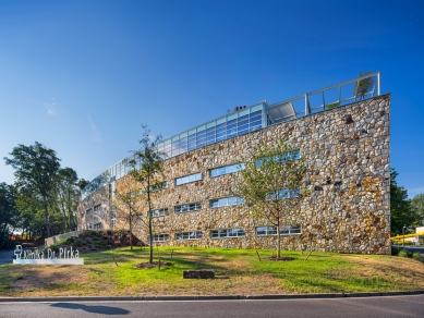 Nová budova Kliniky Dr. Pírka - foto: Aleš Jungmann