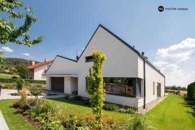 Rodinný dům u Olomouce