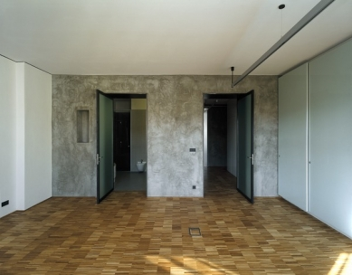 Rekonstrukce a interiér bytu, Praha-Bubeneč - foto: Ester Havlová