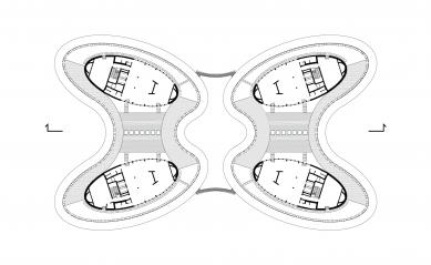 AFI KARLIN Butterfly - Střecha