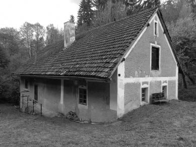 Rekonstrukce a přestavba mlýna na bydlení - Původní stav
