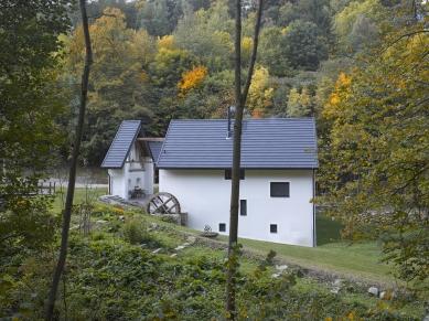 Rekonstrukce a přestavba mlýna na bydlení - foto: Filip Šlapal