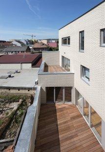 Multifunkční dům Vnoučkova - foto: Ester Havlová