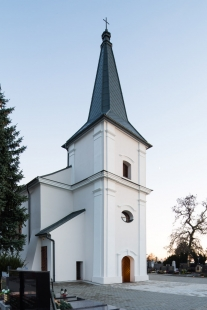 Rekonstrukce kostela Nanebevzetí Panny Marie v Mařaticích - foto: Radek Brunecký