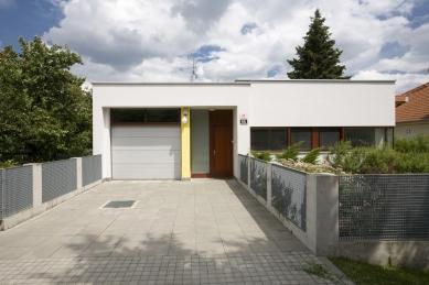 Rodinný dům Moravanské lány - foto: Tomáš Rasl