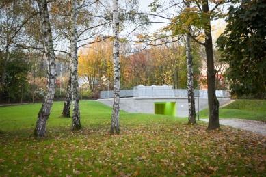 Revitalizace parku U Trati - foto: Martin Vlček