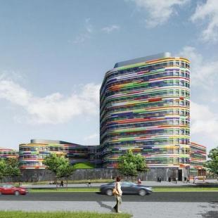Spolkový úřad pro rozvoj městského prostředí a bydlení - Vizualizace - foto: sauerbruch hutton
