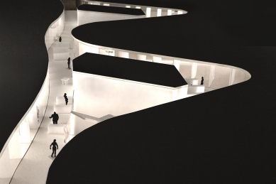 Spolkový úřad pro rozvoj městského prostředí a bydlení - Fotografie modelu - foto: sauerbruch hutton
