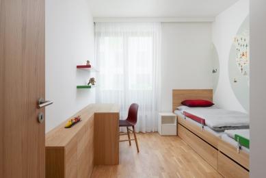 Interiér bytu Praha 10