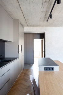 Minimalist Apartment in Prague - foto: Alexandra Timpau / www.alexandratimpau.com