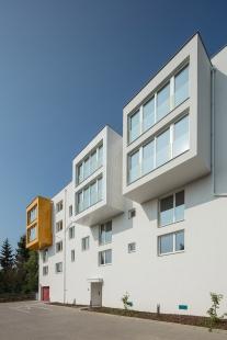 Bytový dům Tetínská - foto: Tomáš Dittrich