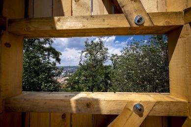 Pozorovatelna na Vítkově - foto: Michal Barbuščák