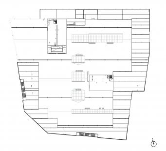 Galéria Martin - Střecha