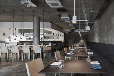 The Eatery - foto: Zdeněk Porcal / Studio Flusser
