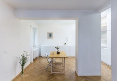 Úpravy bytu v Kobylisích - foto: Štěpán Wait
