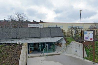 Centrum duchovní péče voestalpine - foto: Petr Šmídek, 2018