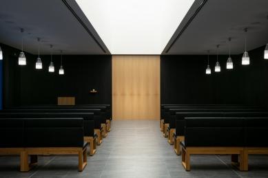 Smuteční obřadní síň Valašské Meziříčí - foto: Lukáš Němeček