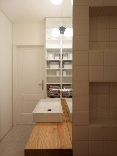 Nájemní byt v Karlíně - foto: Eva Vopátková