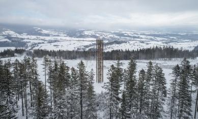 Lookout Tower at Kraličák - foto: BoysPlayNice