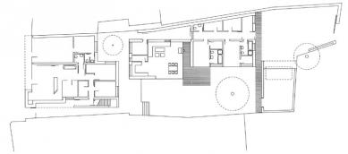 Dům na náměstí - 1NP - foto: atx architekti