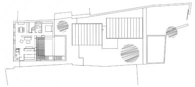 Dům na náměstí - 2NP - foto: atx architekti