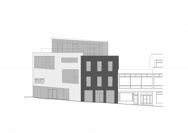 Vista Optik - Pohled východní - foto: atelier-r