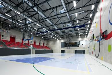 Národní sportovní centrum v Prostějově - foto: Lukáš Pelech
