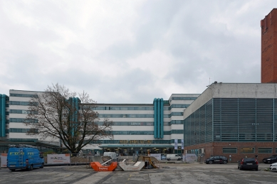 Tabáková továrna v Linci - foto: Petr Šmídek, 2018