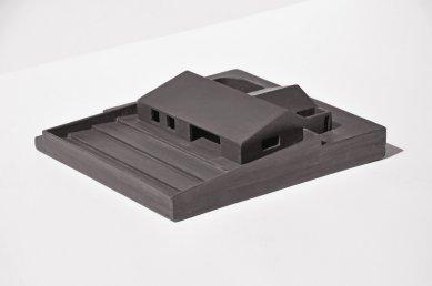 Rodinný dům Litvínovice - Model