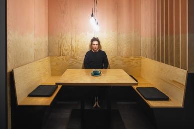 Cafe Smoo - foto: Studio Petrohrad - MgA. Petr Polák