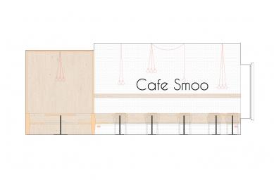 Cafe Smoo - Pohled