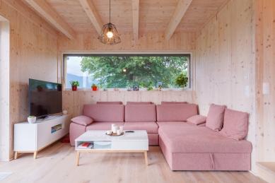 Rodinný dům Veterná Poruba - foto: Milan Hutera