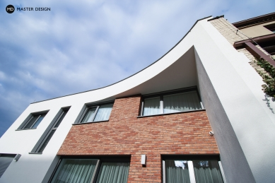 Koncový řadový dům v Praze 6
