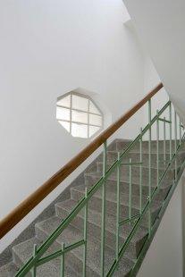 Rekonstrukce vily v Líšni v Brně - foto: Karin Zadrick