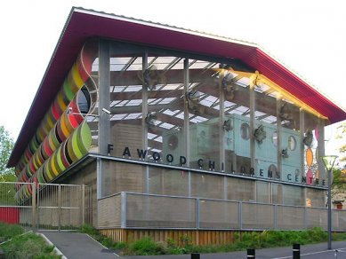 Fawood Children's Centre - foto: © Pavel Nasadil, 2005