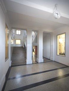 Rekonstrukce a dostavba ZŠ Praha – Ďáblice - foto: Tomáš Rasl