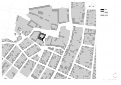 Rekonstrukce a dostavba ZŠ Praha – Ďáblice - Situace - foto: Škardaarchitekti