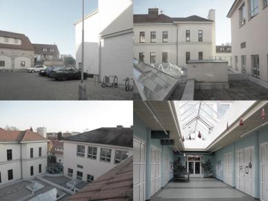 Rekonstrukce a dostavba ZŠ Praha – Ďáblice - foto: Škardaarchitekti
