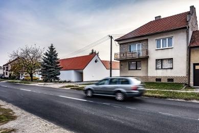 Rodinný dům, Blatnice pod Svatým Antonínkem - foto: Jiří Hurt