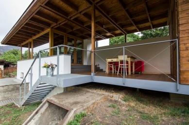 Víkendová chata - foto: Stanislav Matouš