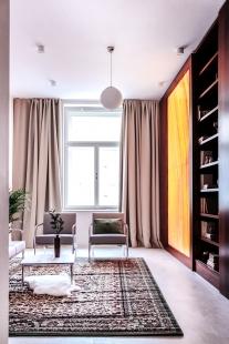 Apartmány U Tomana - Apartmány v 4.NP - foto: Lukáš Hausenblas