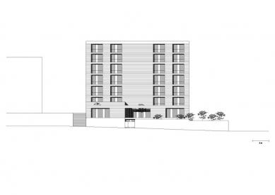 Obytný soubor Killesberg - foto: David Chipperfield Architects