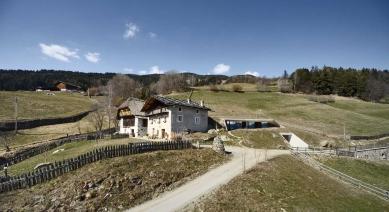 Rozšíření rodinného domu na farmě Felderhof - foto: © OskarDaRiz