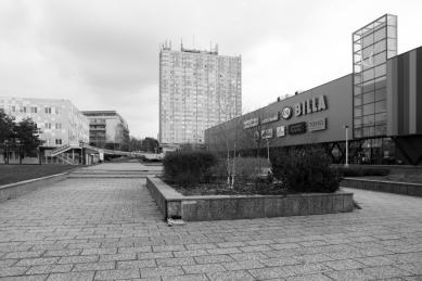 Revitalizace parku a náměstí Krakov - Fotografie původního stavu - foto: Rusina Frei architekti