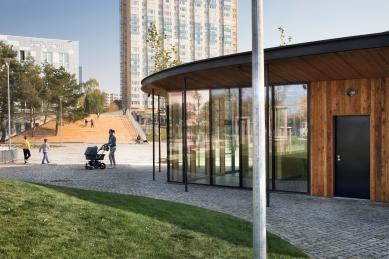 Revitalizace parku a náměstí Krakov - foto: Tomáš Rasl