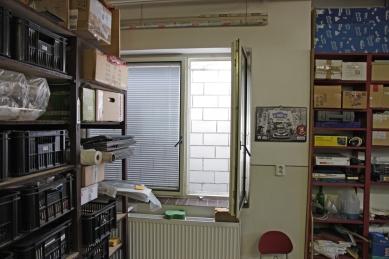 Protetické centrum - Fotografie původního stavu - foto: Rusina Frei architekti