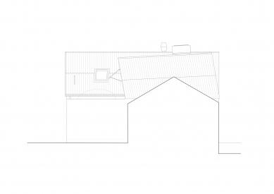 Protetické centrum - Jihovýchodní pohled - foto: Rusina Frei architekti